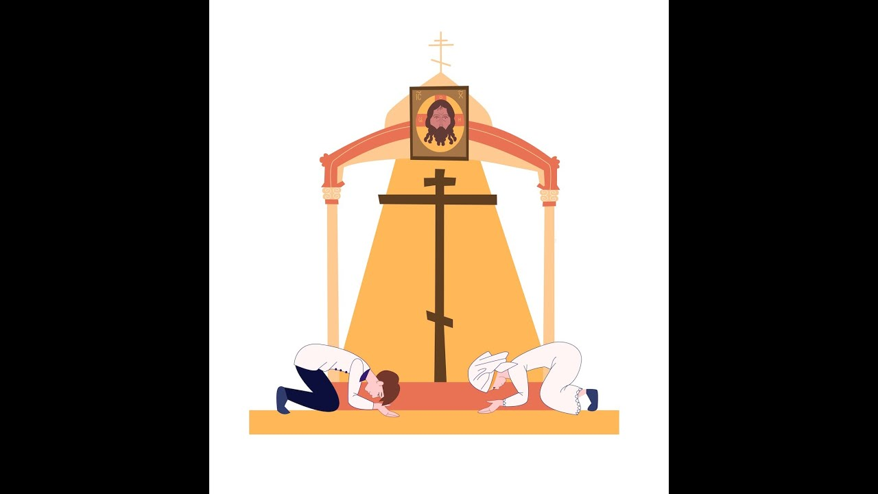 Third Sunday of Lent: Veneration of the Cross- Video prepared by the DCE of MidWestern Diocese SOC
