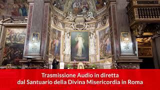 5 Luglio 2018 Messa alla Divina Misericordia ore 17:00 OMELIA