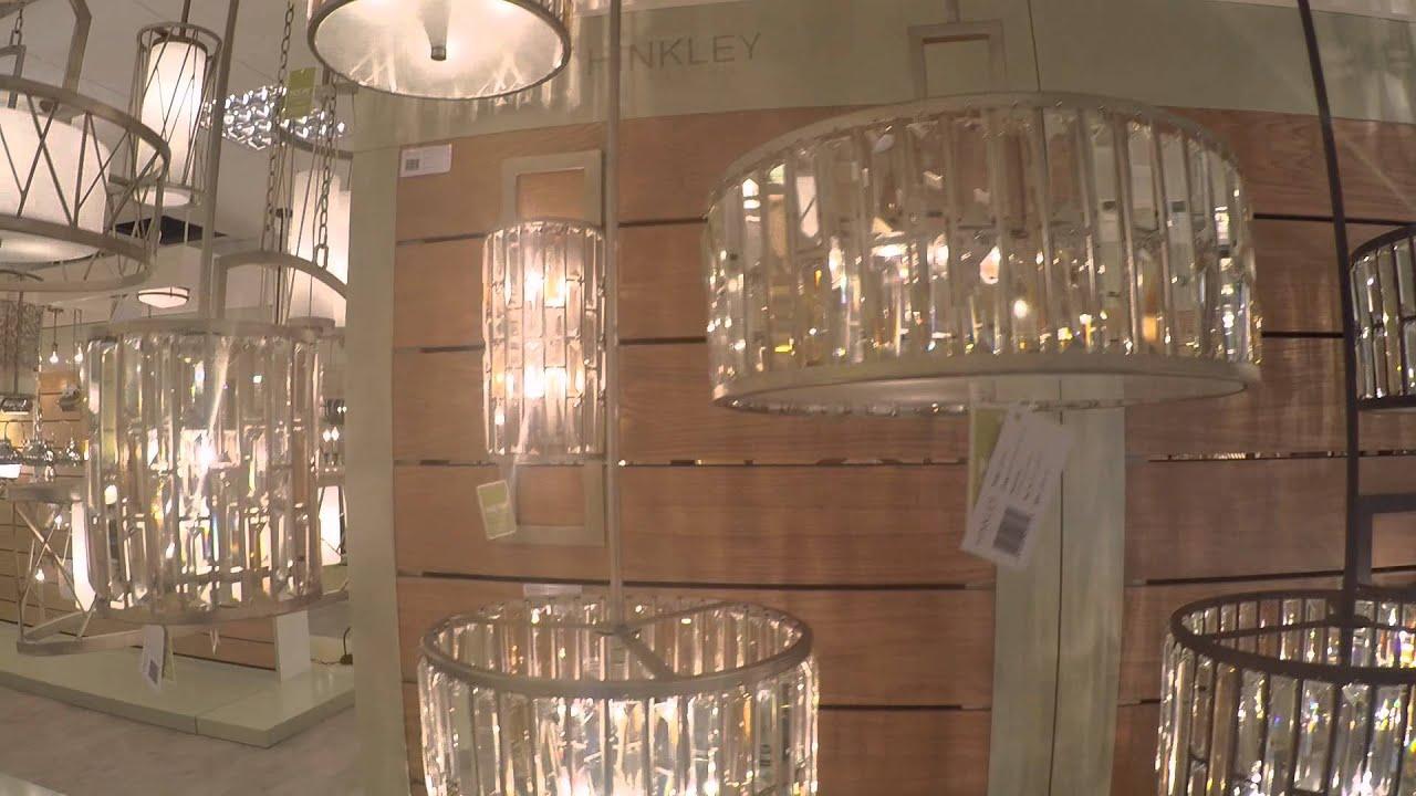 Hinkley Lighting Gemma - YouTube