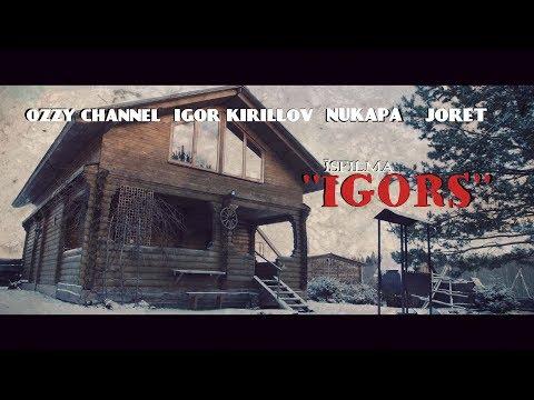 """Latviešu Īsfilma ''IGORS'' / Latvian short movie """"IGOR"""""""