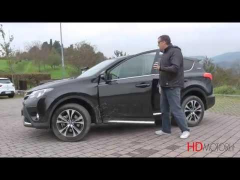 Toyota Rav4 2.0 D 4D 4wd il test drive di HDmotori.it