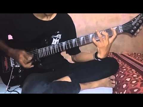 REVENGE THE FATE - AMBISI Guitar Cover By Autopsy