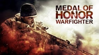 Medal of Honor: Warfighter Ultra settings gameplay on i5 4570 / gtx660 (1080p)