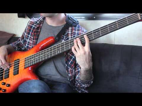 "Between the Buried and Me ""Telos"" bass demonstration - Dan Briggs"