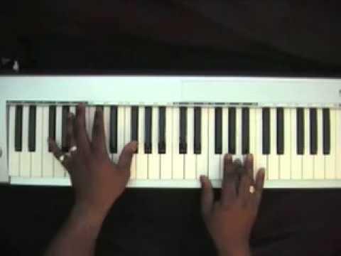 Mary Mary Quite Contrary - Jaime Foxx - Piano Tutorial
