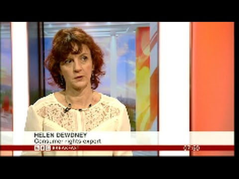 BBC Breakfast 15/03/16 Product recall