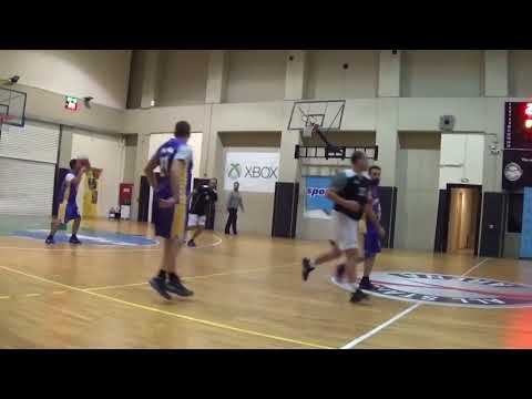 5Η - Α.Π. ΑΤΛΑΣ - SUN COFFEE SPURS VS ATHENS RAIDERS 63-38