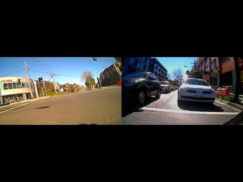 Sydney Motorbike Accident