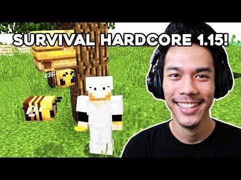 Survival rasa Hardcore 1.15! - Minecraft Survival Hardcore Indonesia