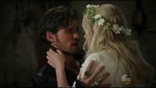 shut up and dance with me   ouat   captain swan outlaw queen   5x02