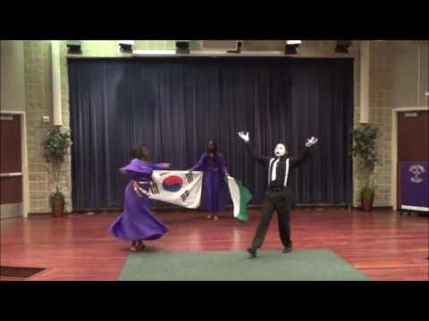 """""""Holy Visitation"""" by Micah Stampley (NuGen Mime and Dance)"""