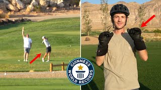Can We Break a Golf World Record?