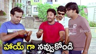 Sudigali Sudheer Racha Ravi Non-Stop Comedy - Latest Telugu Comedy Scenes - Bhavani HD Movies