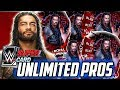 WWE SUPERCARD THE UNLIMITED PROS GLITCH THAT SHUT DOWN RTG REVEALED! BEST PULL YET!!!