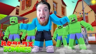 CALL OF DUTY ZOMBIES -Sharky Gaming | Roblox