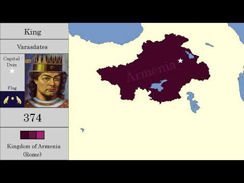 The History Of Armenia   Every Year