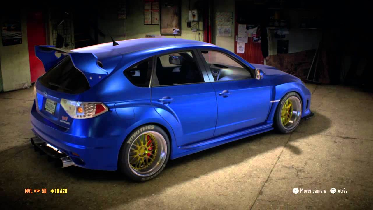 Subaru Impreza Wrx Sti 2010 Youtube