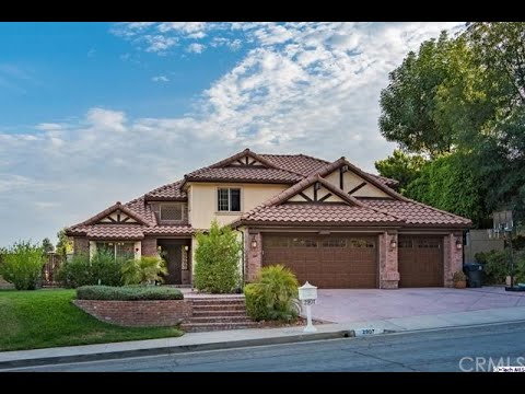 BURBANK Hills Home Estate For Sale DIVINE & Chic - 6 bedrooms