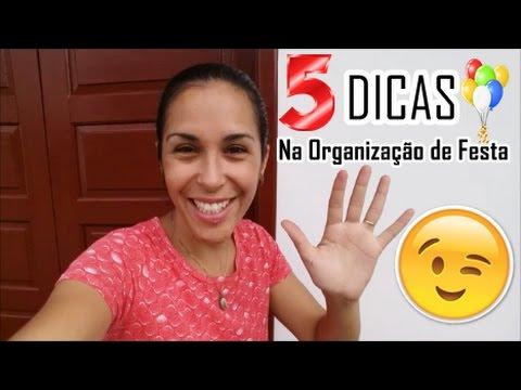 5 DICAS de Organização na DECORAÇÃO DE FESTA🎈 INFANTIL
