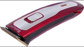 Машинка для стрижки SATURN ST-HC7384 Red - обзор
