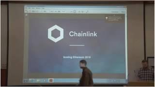ScalingEthereum 2019 - Chainlink