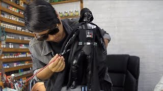JAB อ่ะ Live : รีวิว Darth Vader Sideshow Premium Format