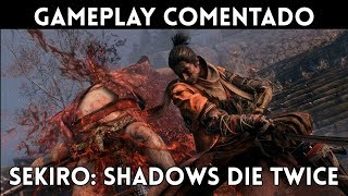GAMEPLAY EXCLUSIVO SEKIRO: SHADOWS DIE TWICE (Xbox One, PS4, PC)  Vuelve FROMSOFTWARE