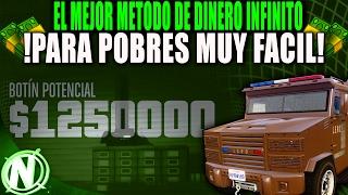 NUEVO DINERO INFINITO SUPER FACIL BESTIAL PARA POBRES!! | GTA 5 1.700.000 EN 30 MINUTOS SUPER FACIL!