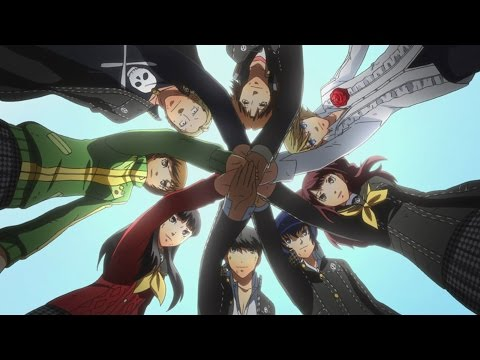 TIME TO SAY GOODBYE.. | Persona 4 [END]