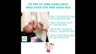 CLIP HOT : Cách dỗ em bé thần kỳ !!