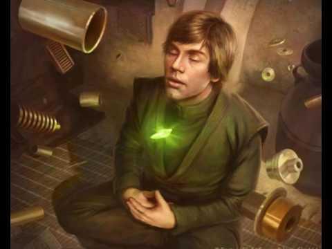 """""""Breathe Just Breathe"""" by Luke Skywalker"""