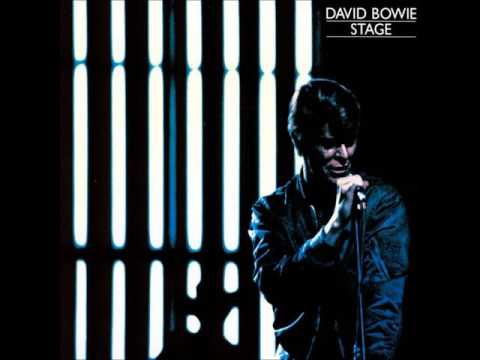 David Bowie - Blackout - Stage