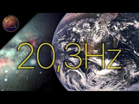 Tune your Heart into Earth Vibration 20,3Hz [SCHUMANN RESONANCE]