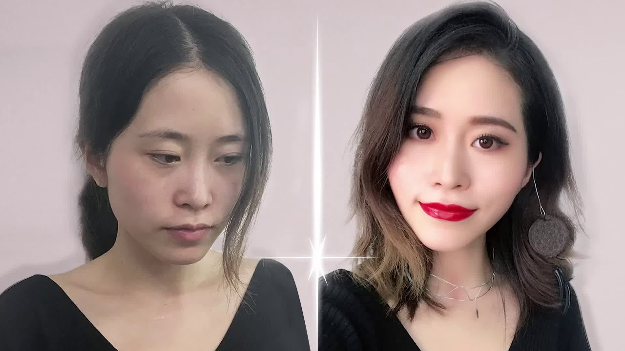 E21 DIY Make-up with Food! Can't I be both genius and Pretty?| Ms Yeah