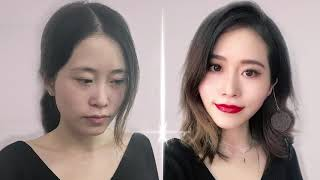 E21 DIY makeup with food! Can\'t I be both genius and pretty?| Ms Yeah