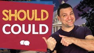 Tudo Que Você Precisa Saber Sobre o SHOULD e COULD em Ingles thumbnail