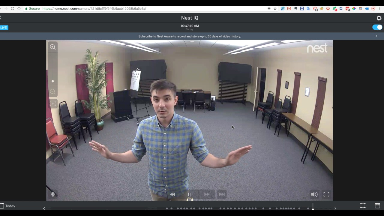 Nest Cam IQ vs Nest Cam Audio Quality Difference