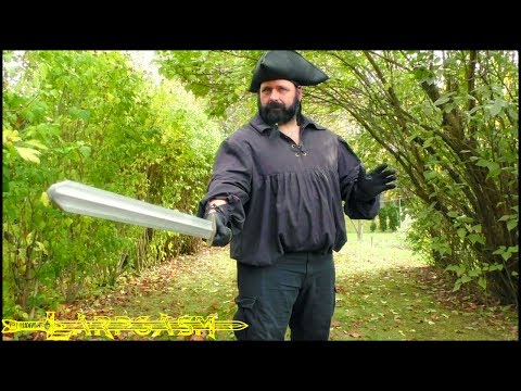 Download Larp Weapon Review Viking Short Sword By Calimacil