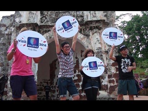 第 25 集 《 YO! Traveller 》 行 行 摄 摄 马 六 甲 古 城