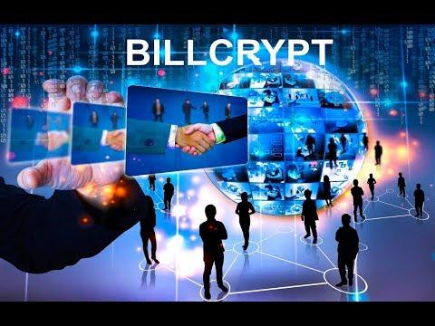 BILLCRYPT - самый децентрализованный блокчейн