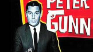 Peter Gunn TV show theme song