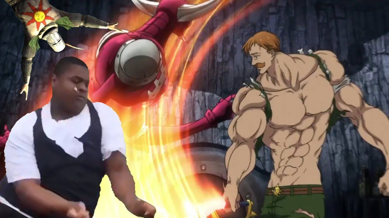 Y All Mind If I Praise The Sun But Every Time I Praise It Escanor