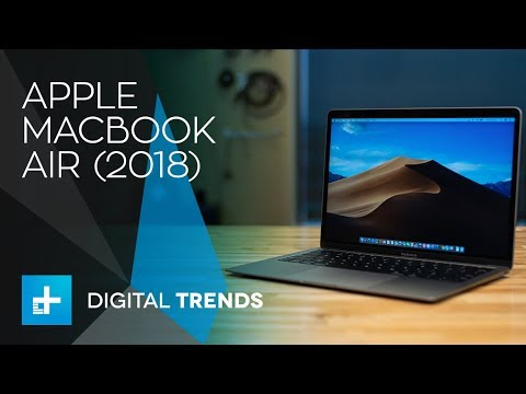 Apple MacBook Air (2018) - Hands On Review