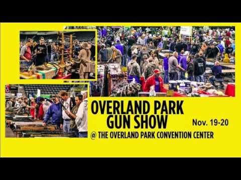 Overland Park Gun Show Nov 19-20