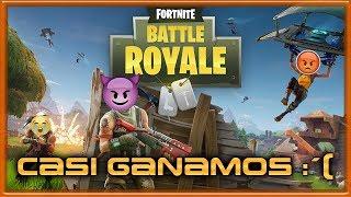 GANAMOS...!!! Fortnite - TheBloDz