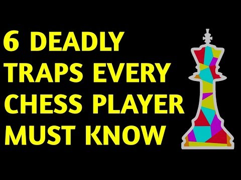 Halosar Trap: Chess Opening TRICK to Win Fast & PUZZLE |Best