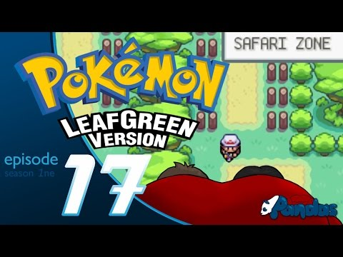 KANTO SAFARI ZONE SECRETS! | Pokemon Leaf Green BILOCKE- Multiplayer Ep. 17