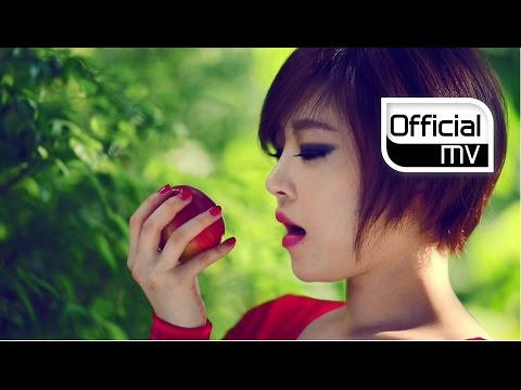 [MV] GAIN(가인) _ Apple (Feat. Jay Park(박재범))