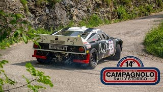 14° Rally storico Campagnolo 2018 - Show [HD]