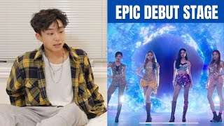 Download aespa 에스파 'Black Mamba' The Debut Stage REACTION
